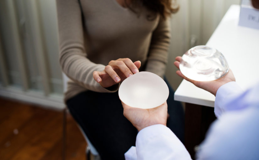 Choosing the right breast implant maryland